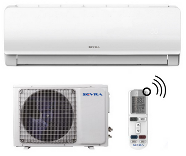 Klimatyzator ścienny SEVRA Comfort 5,3kW