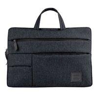 "Uniq Torba Cavalier Laptop Sleeve 15"" Czarny/charcoal Black"
