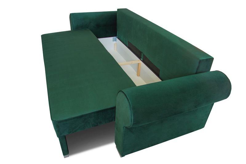 Sofa Kanapa 250cm Beżowa MONIKA PIK  różne kolory obić NC zdjęcie 3
