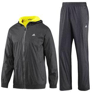 Komplet dresowy Adidas TS WARM 2 męski dres ocieplany sportowy treningowy spodnie + bluza XS