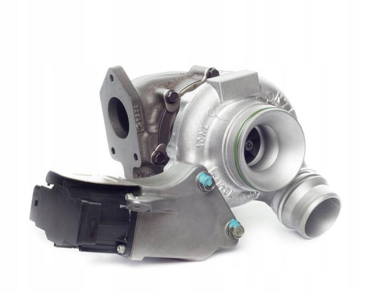Turbosprężarka BMW X3 E83 2.0 d 177KM N47 D20 A 2007r na Arena.pl