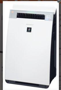 Sharp Oczyszczacz KI-G75EUW
