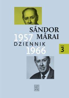 Dziennik 1957-1966 Marai Sandor