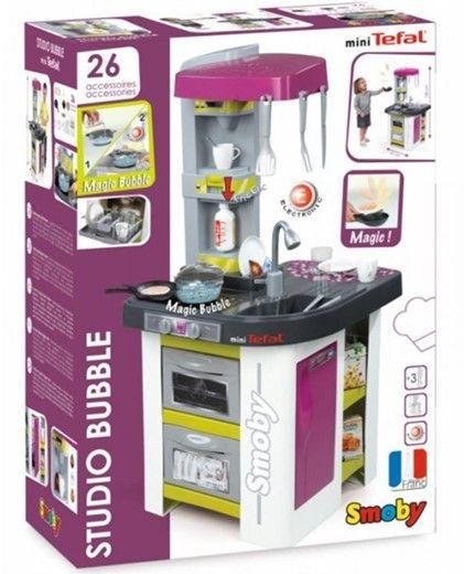 Smoby Kuchnia Mini Tefal 311006 Studio Bubble Arena Pl