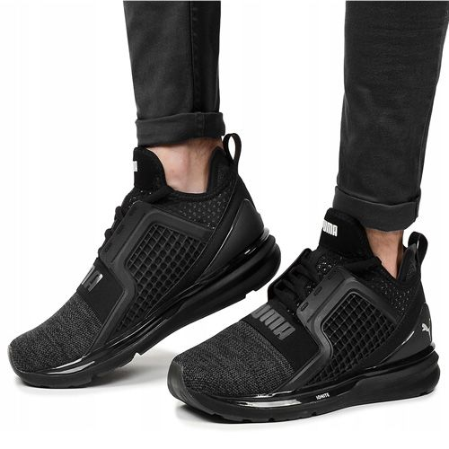 96f8be3a886e BUTY PUMA IGNITE LIMITLESS KNIT 189987-02 r. 43 • Arena.pl