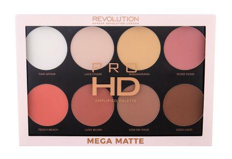Makeup Revolution London Pro HD Amplified Palette Puder 32g Mega Matte