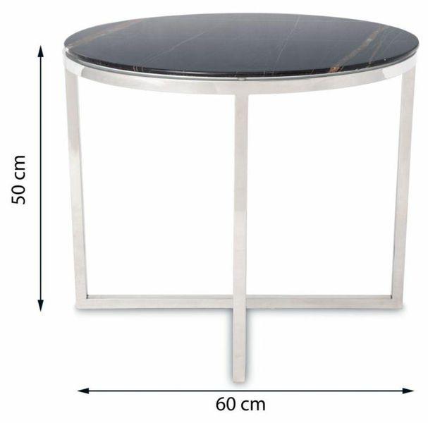 Stolik kawowy ława stół marmurowy szklany blat zdjęcie 3