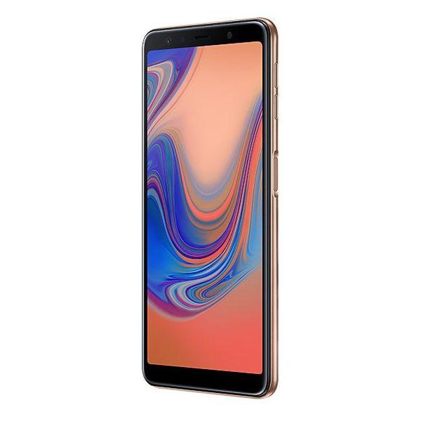 Samsung A7 (2018) Duos Gold Fabrycznie Nowe FV VAT 23% Gw 24 Mies. zdjęcie 2