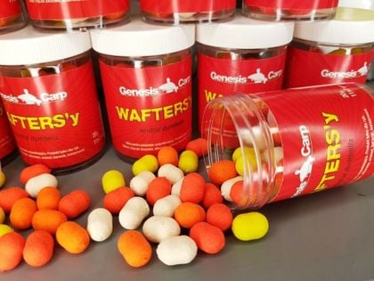 Wafters Dumbels Bloodworm 7x11mm