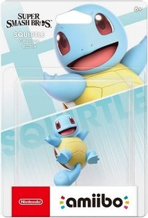Amiibo - Smash Squirtle 77 - 3DS Switch
