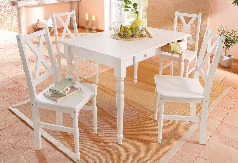 Przepiękne Sosnowe Krzesła Z Toczonymi Nogami 2 Sztuki