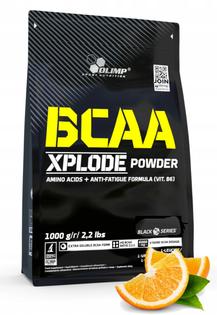 Bcaa Xplode Powder 1000g pomarańcz suplement Olimp