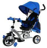 Baby Mix Rowerek - wózek Turbo Trike OBROTOWY 4w1