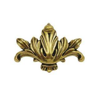 Ornament 45990.10300 z mosiądzu Materiał - Mosiądz