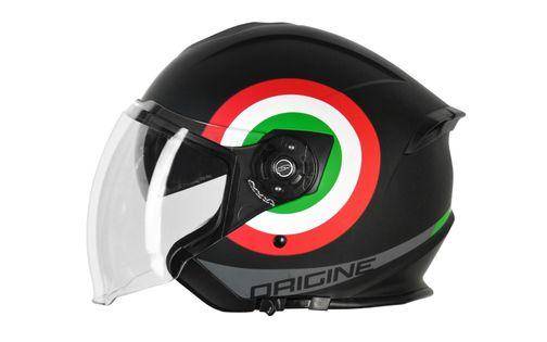 Kask PALIO 2.0 ITALY Matt Black  S ORIGINE