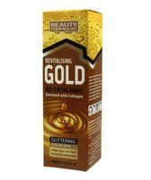 Beauty Formulas Gold Gel Facial Mask Złota Rewitalizująca Maska Do Twarzy 100Ml