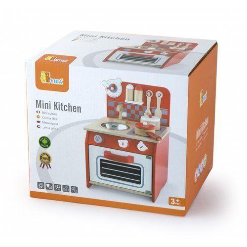 Drewniana Kuchnia Dla Dzieci + akcesoria Viga zdjęcie 2