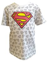 T-Shirt Koszulka Superman Licencja Warner Bros (SUP5202137 White 9Y)