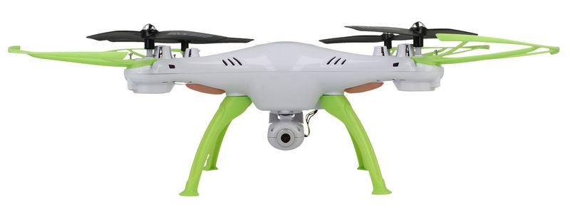Dron Syma X5HW kamera Wi-Fi funkcja zawisu Gogle VR 3D Biały Y142GB zdjęcie 3