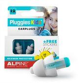 Zatyczki stopery dla dzieci Alpine Pluggies Kids
