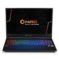 "Laptop do gier HIRO 7165 15,6"" - i7-9750H, GTX 1650 4GB, 16GB RAM, 1TB SSD M.2, W10"