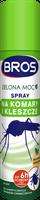 Bros Zielona Moc - Spray Na Komary I Kleszcze - 90 Ml