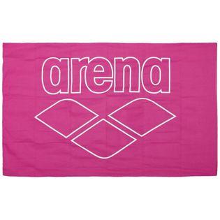 ARENA RĘCZNIK MIKROFIBRA POOL SMART TOWEL FRESIA ROSE-WHITE