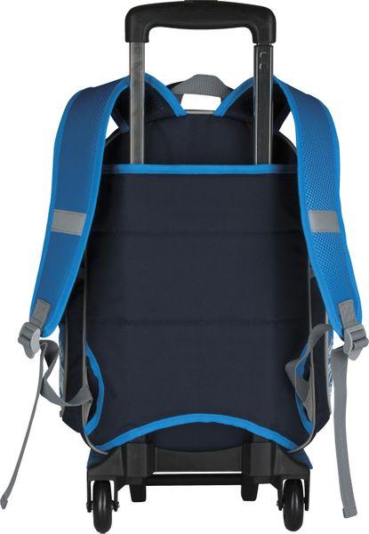 Plecak szkolny na kółkach Real Madyt + piórnik !!! zdjęcie 2