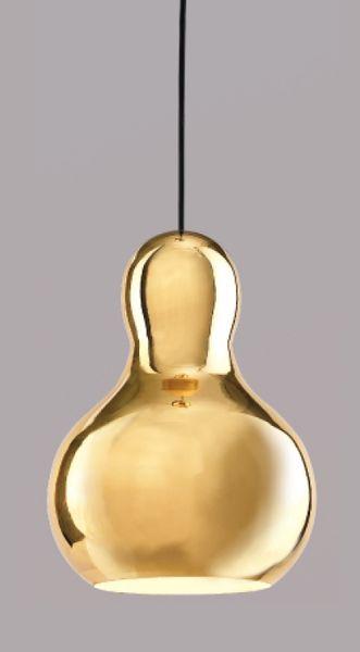 Lampa wisząca ZUCCA 23 złota zdjęcie 4