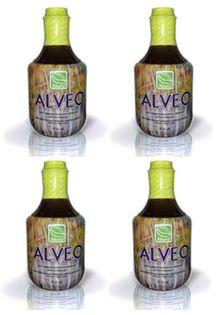Alveo mint (4 sztuki)