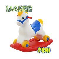 WADER - PONI Konik na biegunach jeździk