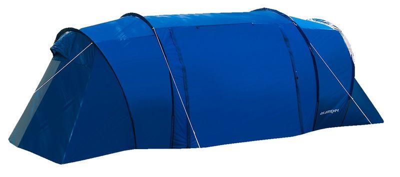 Rodzinny namiot 4-osobowy LOFOT niebieski na Arena.pl