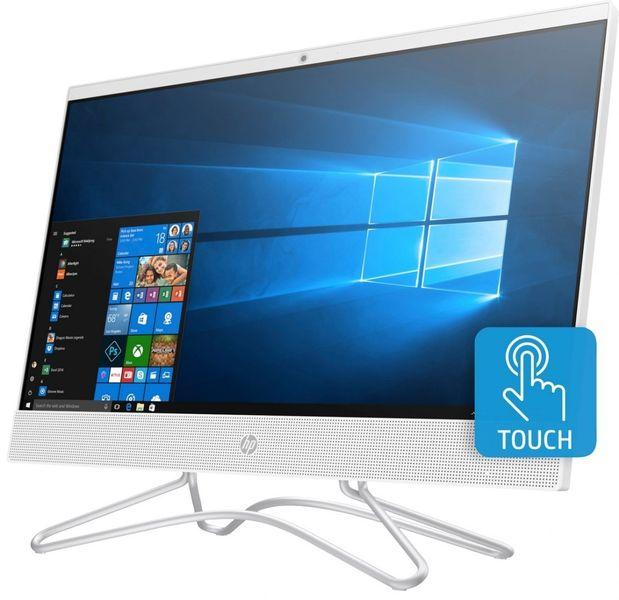 Dotykowy AiO HP 22 FullHD IPS Intel Core i3-8130U 4GB DDR4 1TB HDD NVIDIA GeForce MX110 2GB Windows 10 +klawiatura i mysz na Arena.pl