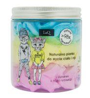 3 - kolorowa  pianka do mycia dla dzieci 250 ml