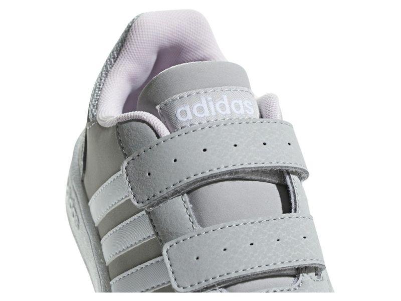 Buty dziecięce ADIDAS HOOPS 2.0 CMF C 30.5 zdjęcie 3