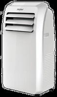 Klimatyzator przenośny Haier AM12AA1GAA/HAI00766 3,5kW kompaktowy i prosty w obsłudze szybko i skutecznie obniży poziom temperatury w mieszkaniu i biurze