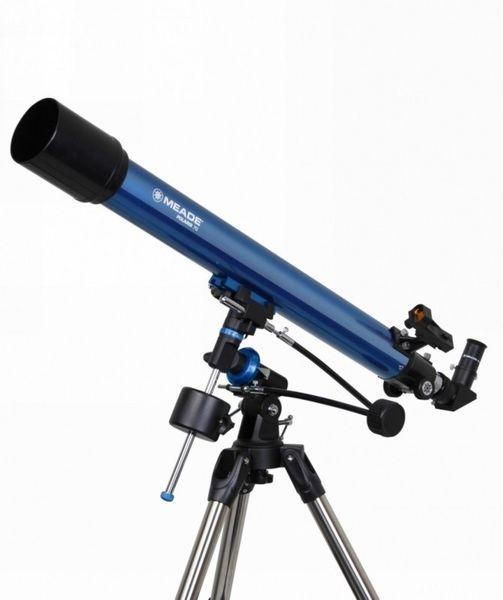 Teleskop refrakcyjny Meade Polaris 70mm EQ  M1 zdjęcie 1