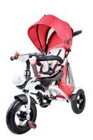 3-kołowy rowerek dla dzieci CZERWONY super modny stoys