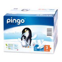 Pieluszki Pingo Ultra Soft 3 MIDI 88szt. (box 2x44)