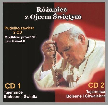Różaniec z Ojcem Świętym Janem Pawłem II - CD na Arena.pl