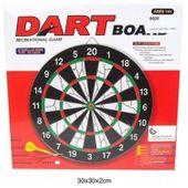 Gra zrcznociowa rzutki dart 30cm zestaw