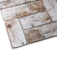 Panele Ścienne 3D PCV Jasne Drewno Light Wood