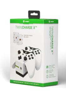 snakebyte Ładowarka Xbox One Twin:Charge X biała