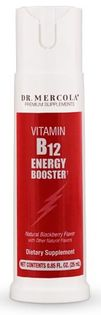 Witamina B12 Energy Booster spray 166mcg 25ml Dr. Mercola
