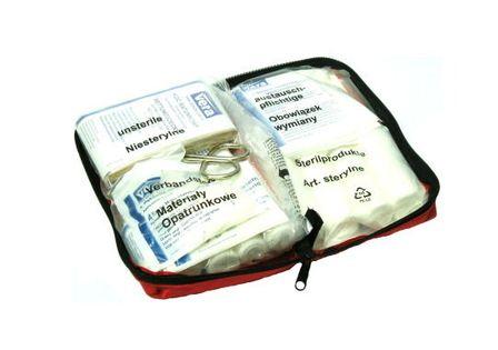 APTECZKA SAMOCHODOWA - DIN13164 CAŁA EUROPA A91010