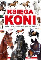 Księga koni poradnik encyklopedia dla dzieci 184st