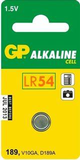 Bateria Alkaliczna Zegarkowa 1.5V 189