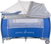 Łóżeczko turystyczne z pełnym wyposażeniem - Sweet Dreams