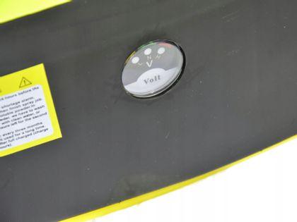 Opryskiwacz akumulatorowy plecakowy 16L 12V