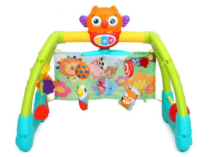 Kolorowy Interaktywny STOJAK 5w1 Dla Dzieci 0+ zdjęcie 11